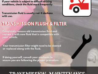 How to Take Good Care of Your Transmission