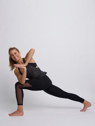 Céline - Our  amazing yoga instructor