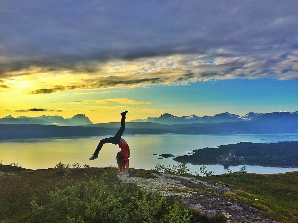 Yoga with a view-Tottadale_Foap  - Visit