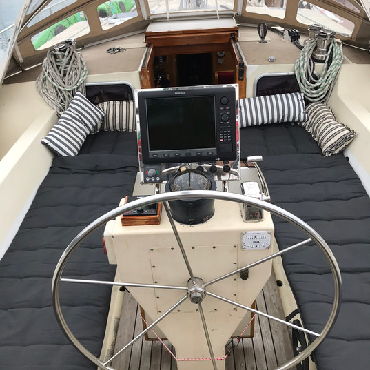Jolly's Cockpit
