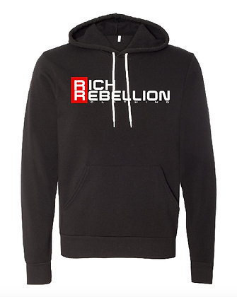 Black RIch Rebellion Hoodie