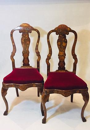Para krzeseł
