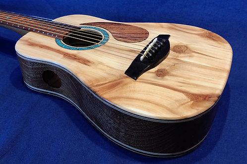 Aspen Dreadnought Travel Guitar