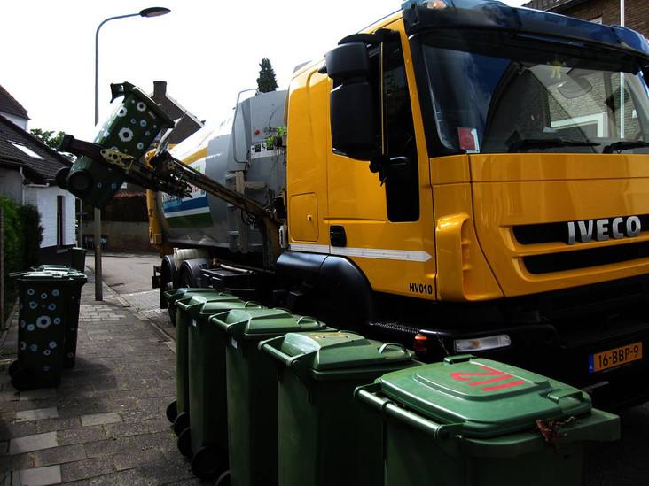 (REACTIE) Vragen ex art. 47 RvO inzake chippen van gft- containers