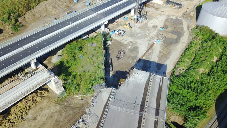 Opening Noorderbrug