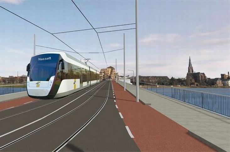 art 47 vragen inzake vooruitgeschoven werkzaamheden tramlijn Hasselt – Maastricht