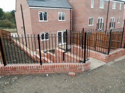Wall Mounted Fencing