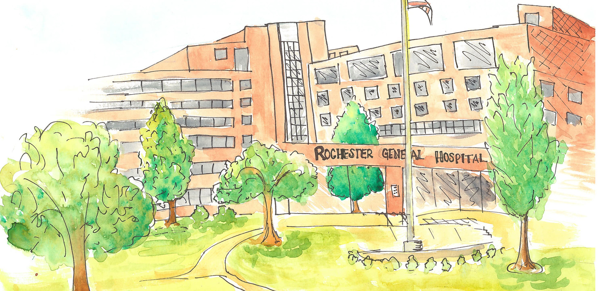 Rochester General Hospital