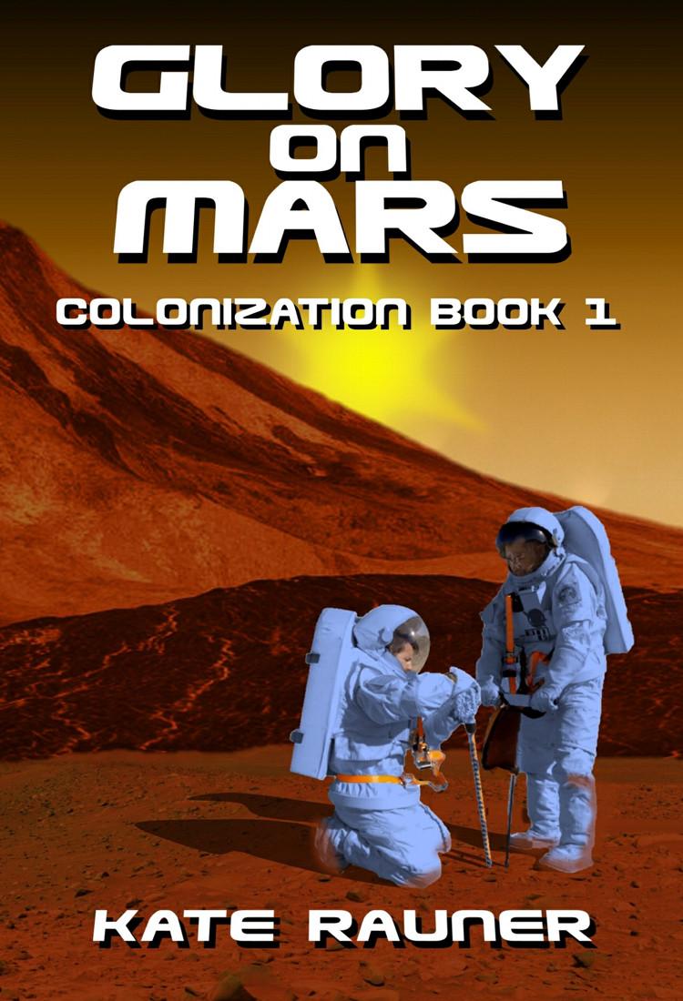 GLORY ON MARS