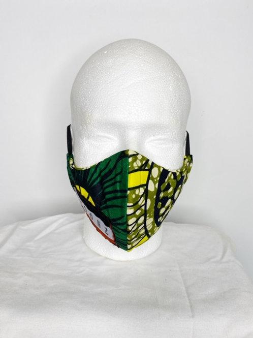 Bamboozed Kroonz Mask