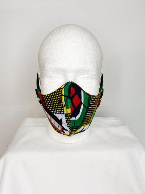 Chaos Face Mask