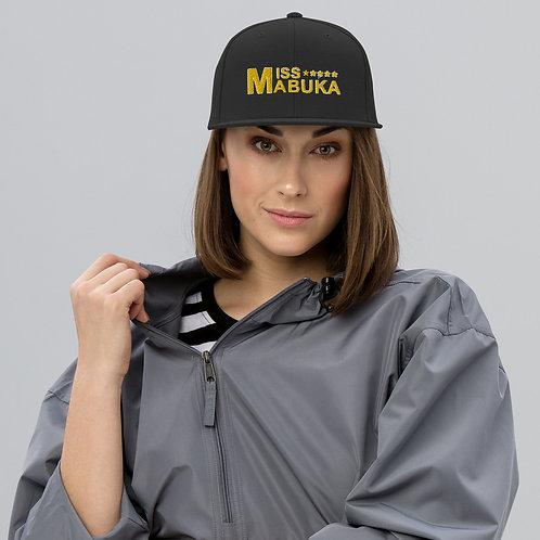 Miss Mabuka - Snapback Hat