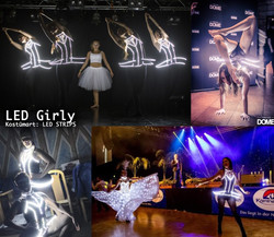 LED Girly Show Dance Industry MR Event