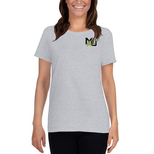 MaLu Deejays - Damen Short Sleeve T-Shirt
