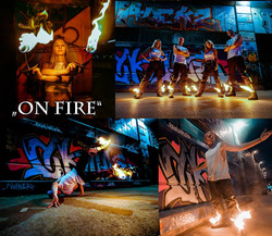 On Fire Show Dance Industry MR Event