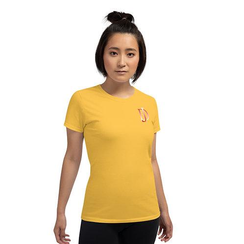 DJ Luccaa - Damen Short Sleeve T-Shirt
