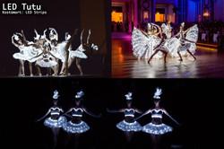 LED Tutu Show Dance Industry MR Event