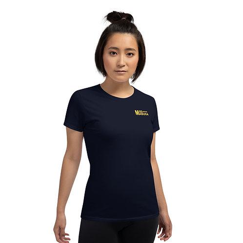 Miss Mabuka - Damen Short Sleeve T-Shirt