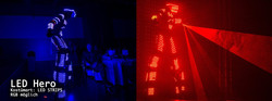 LED Hero Show Dance Industry MR Event
