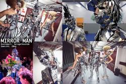 Mirror Man Show 2 Dance Industry MR Even