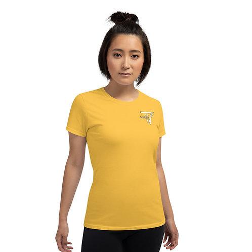 Tom Evo - Damen Short Sleeve T-Shirt
