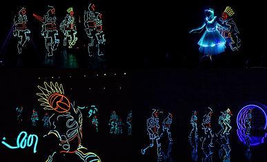 LED Pros Show Dance Industry MR Event.jp