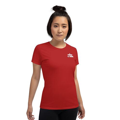 DJ Andre - Damen Short Sleeve T-Shirt