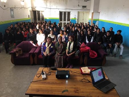 """""""Introduction to Disaster Nursing"""" at Nobel College, Kathmandu"""