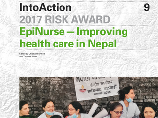 Publication of IntoAction Risk Award Brochure