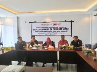 Initiation of EpiNurse Model in Indonesia