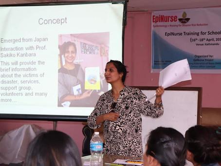 EpiNurse training for School Health Nurses