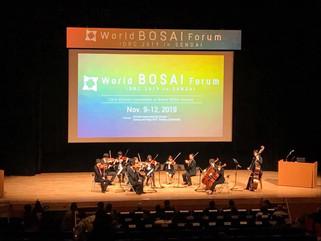EpiNurse at the 2nd World Bosai Forum/IDRC in Sendai