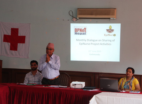 EpiNurse at DPNet-Nepal