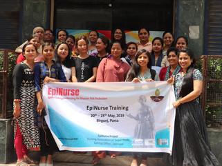 EpiNurse extension to Province 2, Nepal