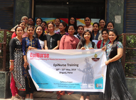 EpiNurse extension to Province 2, Nepal