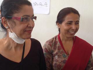 Sarita Dhakal from Dhunche District Hospital, Rasuwa