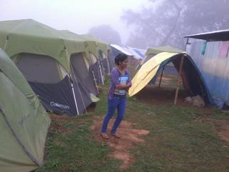 Epinurse Sharada Barakoti from Shelter Lapa Basti, Dhading
