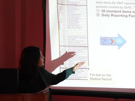 WHO EMT Minimum Data Set Review by EpiNurse