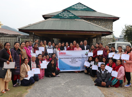 EpiNurse in Pokhara
