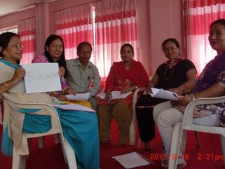 Nurse Training Workshop