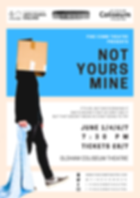 Not Yours, Mine Poster.png
