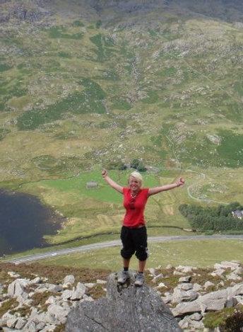 Tryfan Mountain Scramble - Cwm Idwal Snowdonia North Wales