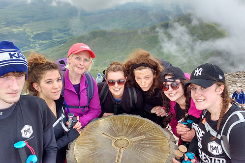 Snowdon Summit - Nr LLanberis Snowdonia North Wales