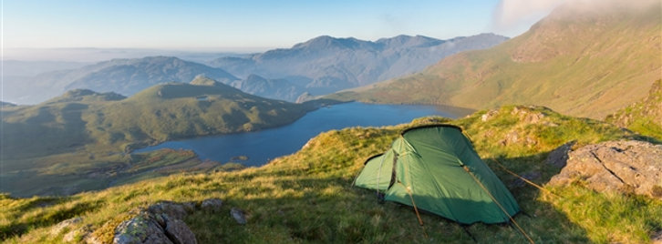 3 Nights Snowdonia Wild Camping
