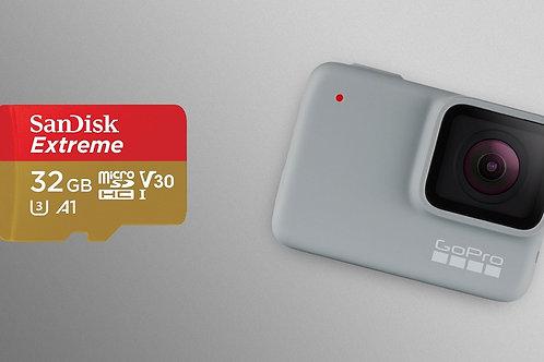 GoPro Hero 7 Memory Card - Take Home Your Movies & Photos