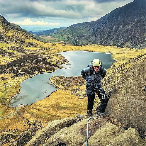 Two Day Mountain Scrambling - Snowdonia North Wales