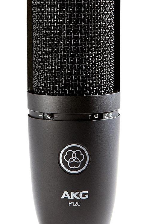 AKG Professional studio microphone for general purpose