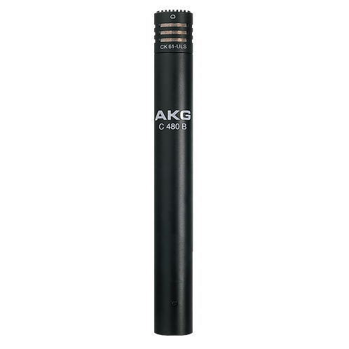 AKG C480B-ULS combined with CK 61-ULS