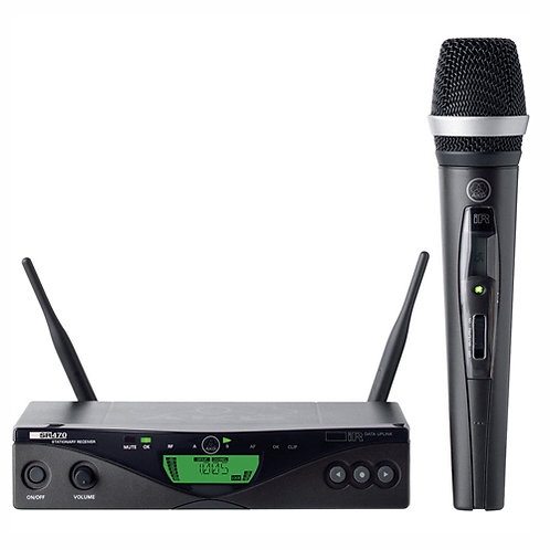 AKG WMS 470 C5 SET Professional wireless microphone system