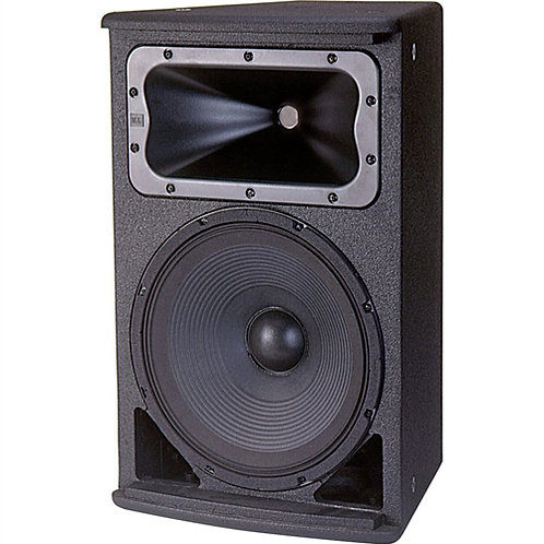 "JBL AC2212/64-WRC Compact 2-Way Loudspeaker with 1 x 12"" LF,"